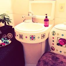 トイレも可愛い癒しの空間です。 RelaxationSalonChico所属・Chico❤︎のフォト