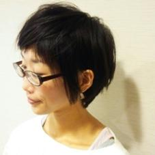 Uhair守山吉根店所属・安江なるみのスタイル