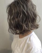 highlights. Nyukiのミディアムのヘアスタイル
