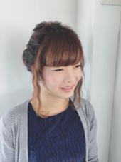 HAIR'S BLUE HEAVEN所属・髙橋操のスタイル