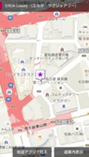 お店の地図です(´・ω・`) ERDA luxury 所属・ERDALuxuryのフォト