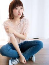 AmaN【表参道】所属・森百合子のスタイル