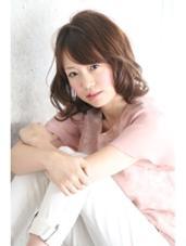 【大人可愛い♪】愛されナチュラルミディ☆ Lecie by garbo所属・横山敏也のスタイル
