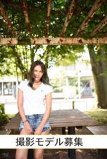 ヘアカラーはマットなグリーンでよりモデルさんのイメージを引き立てます? hamonishair所属・☆toshiのスタイル