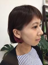 R's hair所属・福田竜士のスタイル