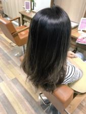 ブリーチ無しでグラデーション♡ LAVIERE by R-EVOLUT所属・後藤千歩のスタイル