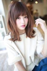 Agu hair daisy仙台駅前店所属・Agu hairdaisy仙台駅前店のスタイル