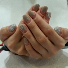 メニュー 自爪にジェルネイル例 お好きなデザインで ATSUSAWA Room所属・Flannelサロン&スクールのフォト