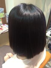 ストレートパーマ★ takanomihoのスタイル