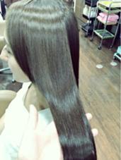 ブルーアッシュ、シナモンベージュ 髪にツヤがでて、透明感あっぷo(^▽^)o❤︎ ありがとうございますました♪(v^_^)v Faith所属・若生奈美恵のスタイル