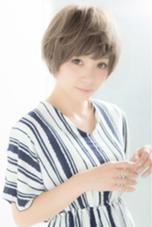 グレイッシュショート♩ felice【フェリーチェ】所属・代表鈴木 純平のスタイル