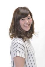 重ためAラインスタイル♪ ings hair(イングス・ヘアー)所属・中村苑未のスタイル