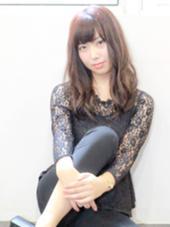 大人可愛いゆるロング☆ zinghair /  shinkoiwa所属・村本詳裕のスタイル