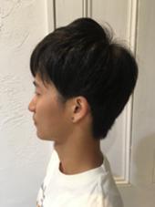 メンズショート HYKE hair&lifedesign所属・伊藤里沙のスタイル