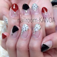 ツイードネイル nailroom-KANOAのフォト