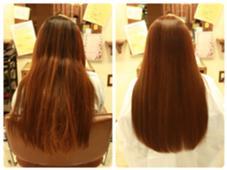 スーパーロングでハイダメージの髪もこんなにうるツヤに☆ ミニムヘアーの『美髪エステ』本当にオススメです♪ 痛みが気になる方!ぜひ1度体感してください(^^♪ minim  hair (ミニムヘアー)所属・日比貴大のスタイル