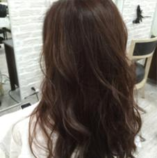 グレージュカラー 8トーンで色味をしっかりとだしたカラーです♪ allys  hair aoyama所属・やないつきのスタイル