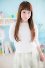 hair&make miq川口店所属・嶋田ゆきのスタイル