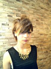 Bless HAIR所属・佐々木俊樹のスタイル