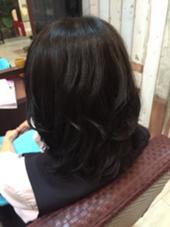 hair works DRAWER所属・大口秀のスタイル