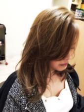 hairrelaxation Lapolka所属・山領修二のスタイル