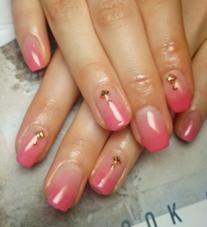 春といえばピンク☆ シンプル定額コース4320円 ハピネス王寺店所属・勝部のりこのフォト