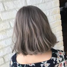 高木留衣のヘアスタイル・ヘアカタログ