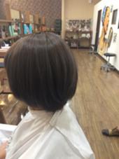FLOWER HAIR所属・牧瀬彩のスタイル