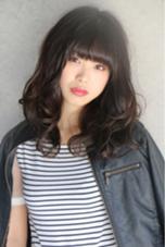 【今季イチオシ♪】大人カッコイイ深みダークカラー★ Lecie by garbo所属・横山敏也のスタイル