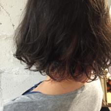 NORA HAIR SALON所属・すずきななのスタイル