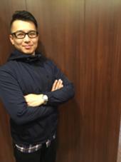 サッカー選手みたいなスタイル ヒロ銀座ヘアーサロン所属・ヒロ五反田2のスタイル