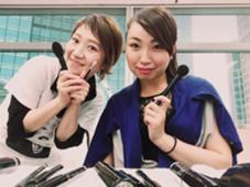 で、一緒に撮影✨ SABFA所属・堀内慶子のスタイル