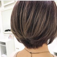 毛先なじませパーマ\( ˆoˆ )/  パーマはウェーブをつけるだけじゃなく すこし毛流れを変えてあげることもパーマ技術の1つ。 まとまりやすいように、あえてゆるくパーマをかけて✳︎ トヨオカイツキのスタイル