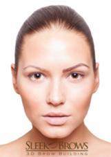 Sleekbrows はイギリスロンドン発の最新眉毛トリートメント Sleek brows west  Japan所属・⁂Chikako⁂のスタイル