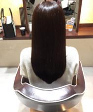 艶カラー✨ Hair Garden Resort ancient所属・岩井英利花のスタイル