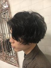 メンズマッシュパーマスタイル IJK   OMOTESANDO所属・釼持恵梨香のスタイル
