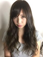 スモーキーアッシュ VAN COUNCIL春日井所属・佐瀬朝美のスタイル
