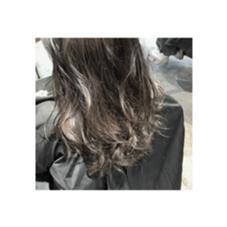 ▼color gradation MOU  namba  second所属・角田真吾のスタイル