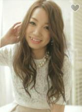 ミルクティーアッシユ   hair&make Lee尼崎所属・田中 優輝Lee尼崎店のスタイル