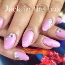 桜咲く〜♡ネイル Jack in the box所属・ジャックインザボックスのフォト