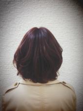 暖色系で艶感◎ KENJE平塚ラスカ所属・膳佑輔のスタイル