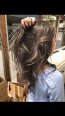 外国人風ハイライトカラー!! 得意です!おまかせください! HAIR DELIGHT所属・中島栞のスタイル