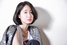 model:Kana Regolith hair creative brand所属・Nobu(ノブ)のスタイル