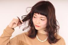 マルサラカラー atoro  horie所属・岡邉隆太のスタイル