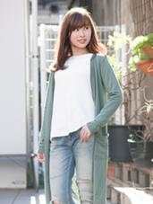 FIX-UP所属・深澤伊織のスタイル
