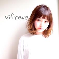 ゆるふわなボブスタイルで夏らしく! vifreve所属・安田かおりのスタイル