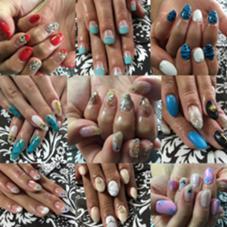 最近のお客様ネイルの一部です✨ nail salon lily所属・SYのフォト
