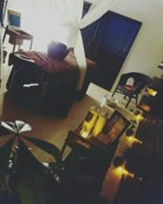 店内写真① ベッドでの施術時から明かりを落とします✨ ゆったりおくつろぎ下さい♡ ilabeautylagoon所属・BALINESEby ilaのフォト