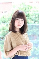 ナチュラルフェミニンスタイル♡ カジュアルな格好にもオススメ! ZAZA所属・冨塚咲のスタイル
