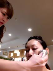 ぷるぷる肌♡美容液導入 ALTI international所属・横山久美子のフォト